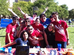 involvment fair 2012